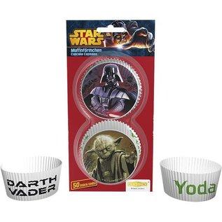 Cupcake Baking Cups Star Wars, 50 st