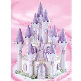 Wilton Wilton Romantic Castle Cake / Kasteel set