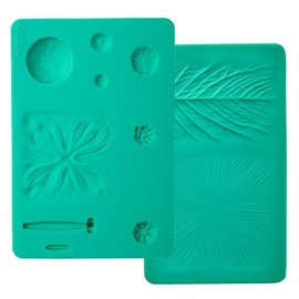 Wilton Wilton Flower Impression Mat Set