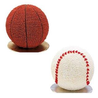Wilton Wilton Sports Ball Pan Set