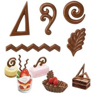 Wilton Wilton Candy Mold Dessert Accents