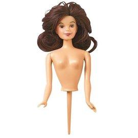 Wilton Wilton Teen Doll Pick (pin popje) Brunette