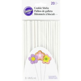 Wilton Wilton Cookie Treat Sticks 15cm, pk/20