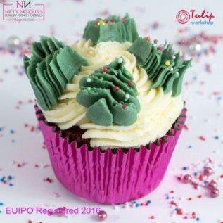 Sugar and Crumbs Sugar and Crumbs Nifty Nozzle -Christmas Tree XL-