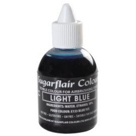 sugarflair Sugarflair Airbrush Colouring -Light Blue- 60ml