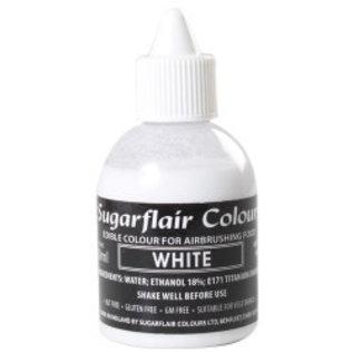 sugarflair Sugarflair Airbrush Colouring -White 60ml