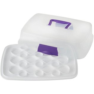 Wilton Wilton Oblong Caddy with Reversible Base