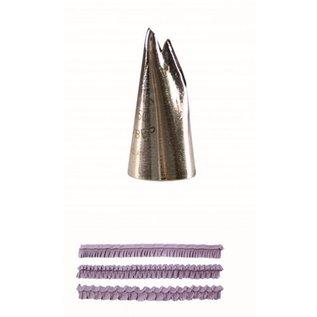 PME PME Frill Subatube Single Small Shallow No. 50