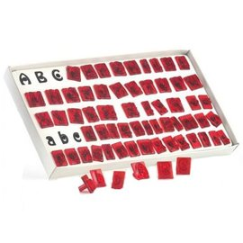 JEM JEM Alphabet Set, 64pcs