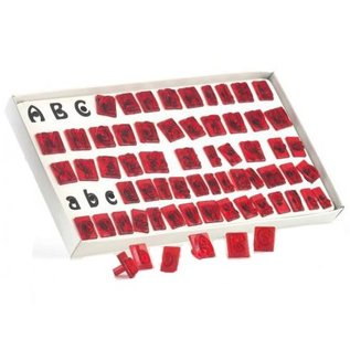 JEM JEM Alphabet Set, 64pcs