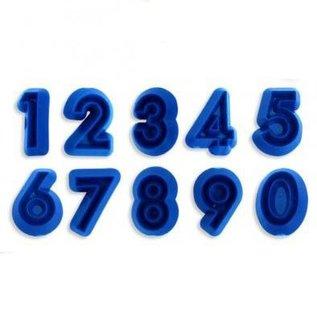 JEM JEM Numerals Set, 10pcs