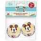 Mini Baking Cups Mickey pk/60