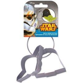 Metalen Koekjes Uitstekers Star Wars set/2