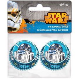 Mini Baking Cups Star Wars pk/60