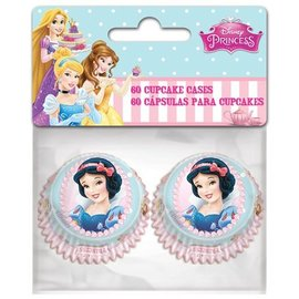 Mini Baking Cups Prinsessen pk/60