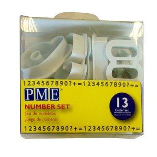 PME PME Cijfers Uitstekers Set/13