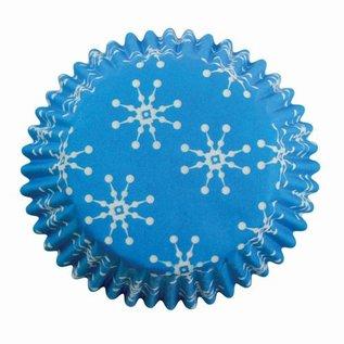PME PME Baking Cups Sneeuw Frozen 60 stuks