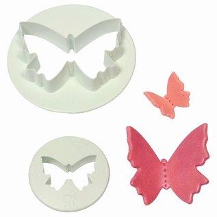 PME PME Vlinders uitstekers set/2