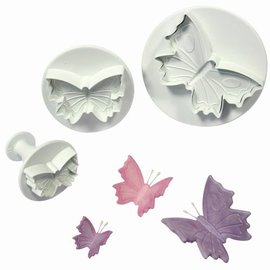 PME PME Butterfly Plunger Cutter set/3