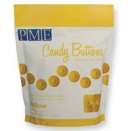 PME PME Candy Buttons Yellow 340g