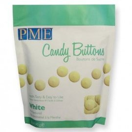PME PME Candy Buttons White Vanilla 340g