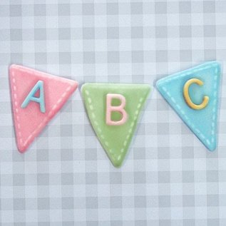 Katy Sue Katy Sue Mould Bunting Alphabet