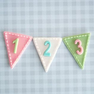 Katy Sue Katy Sue Mould Bunting Numbers