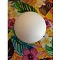 Piepschuimbol  rond doorsnee 12 centimeter