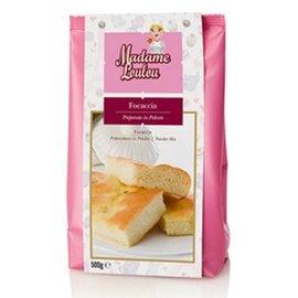 Madame LouLou Mdm LouLou Mix voor Focaccia Glutenvrij