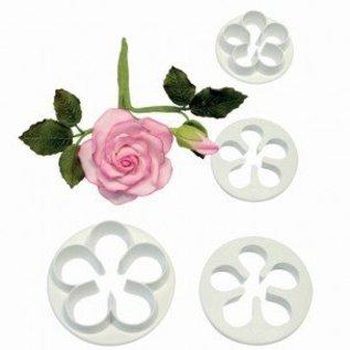 PME PME 5 petal cutter set/4