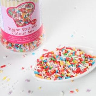 FunCakes FunCakes Sugar Strands -Colour Mix- 80g