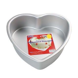 PME PME Deep Heart Cake Pan 20 x 7,5cm