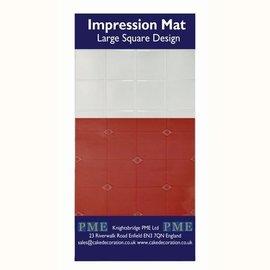 PME PME Impression Mat Square -Large-