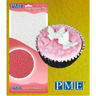 PME PME Impression Mat Mini Heart
