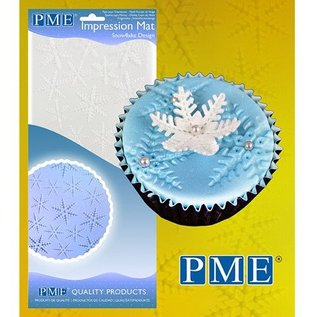 PME PME Impression Mat Snowflake