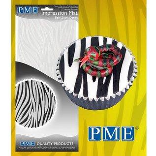 PME PME Impression Mat Bold Zebra
