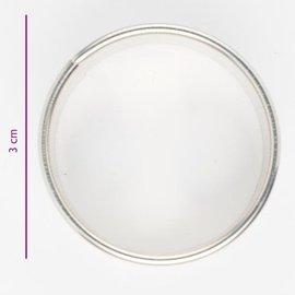 Koekjes Uitsteker Ring Ø 3 cm