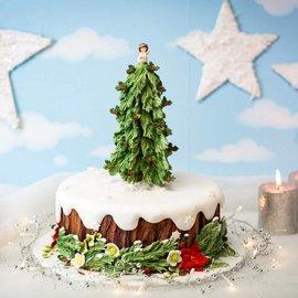 Karen Davies Siliconen Mould - Christmas Tree
