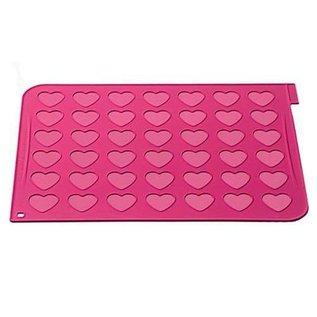 Silikomart Silikomart Macaron Mat Heart