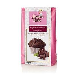 Madame LouLou Mdm LouLou CupCakemix Chocolade Glutenvrij & Lactosevrij
