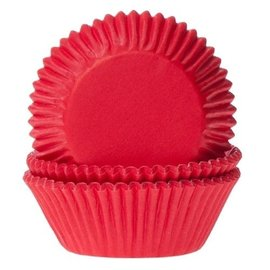 House of Marie HOM Baking cups Red Velvet - pk/24