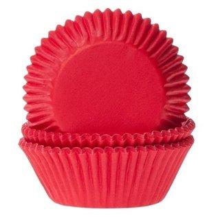 House of Marie HOM Baking cups Red Velvet - pk/50