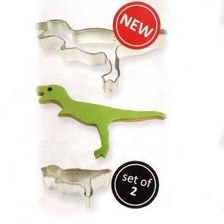 PME PME Cookie Cutter Dinosaurus set/2