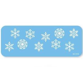 JEM JEM Snowflake Stencil