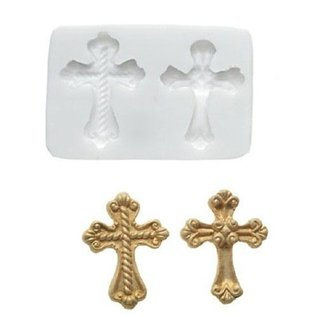 Silikomart Silikomart Mould -Cross/Kruis