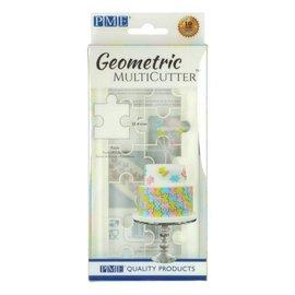 PME PME Geometric MultiCutter Puzzle-Puzzel -M-