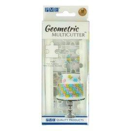 PME PME Geometric MultiCutter Puzzle-Puzzel -S-