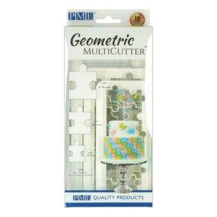 PME PME Geometric MultiCutter Puzzle-Puzzel set/3