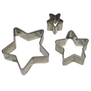 PME PME Star Cutters Set/3