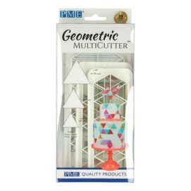 PME PME Geometric MultiCutter Triangle-Driehoek set/3